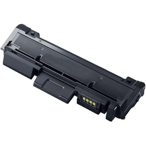 Iberjet SMLTD116L Cartucho de tóner negro, reemplaza a Samsung MLTD116L