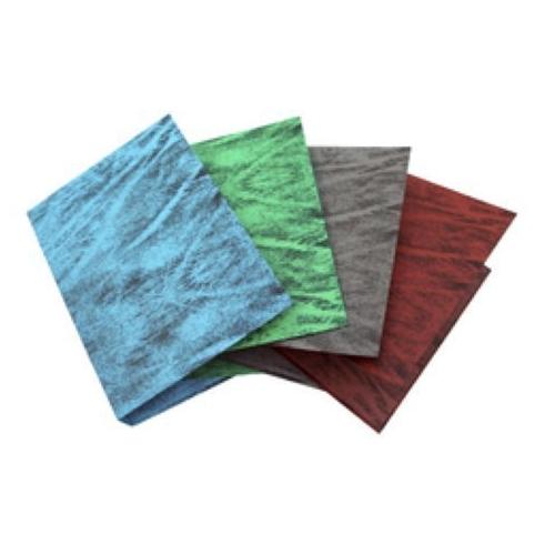 Mariola 584NF1. Carpeta de 4 anillas mixtas cartón forrado azul folio natural