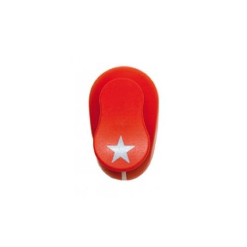 GRAFOPLAS 00064151. Perforadora para Goma EVA de 3.8 cm. Forma estrella