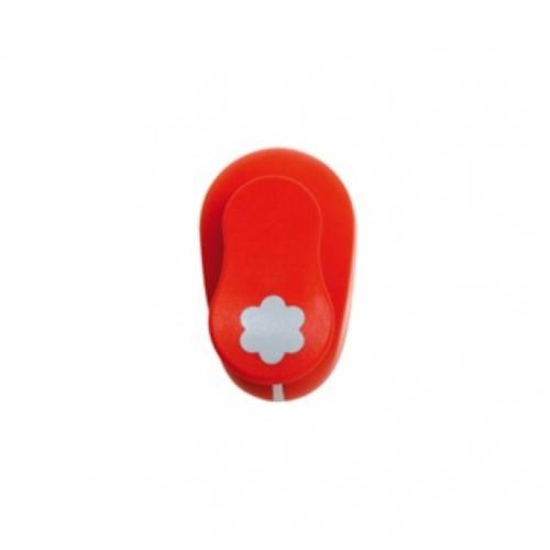 GRAFOPLAS 00064351. Perforadora para Goma EVA de 3.8 cm. Forma flor