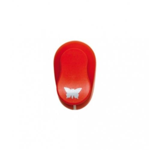 GRAFOPLAS 00064451. Perforadora para Goma EVA de 3.8 cm. Forma mariposa
