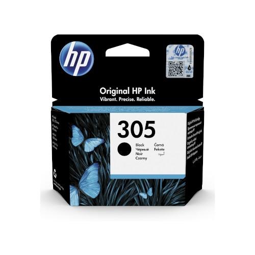 HP 305 - Cartucho Inyección Nº 305 Negro - 3YM61AE