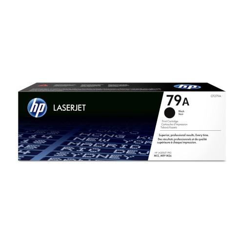 HP 79A Cartucho de tóner original negro - CF279A