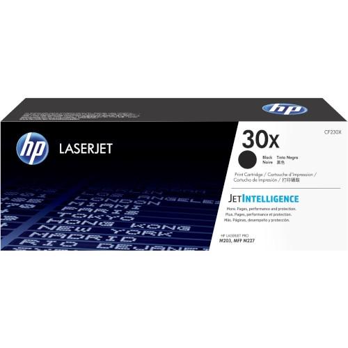 HP 30X Cartucho de tóner original negro - CF230X