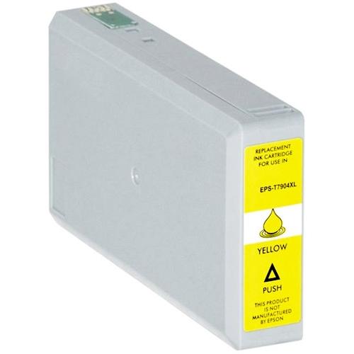 Iberjet EPS-T7904 Cartucho de tinta amarillo, reemplaza a Epson C13T79044010