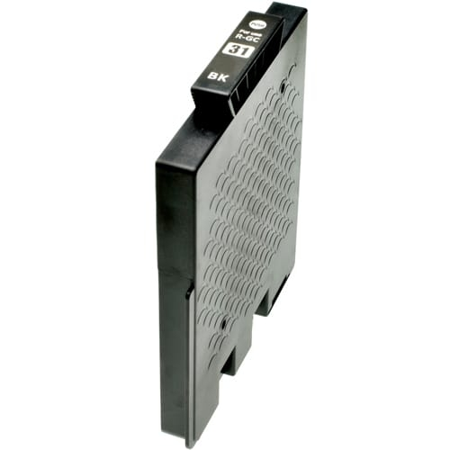 Iberjet RGC31BK Cartucho de tinta negro, reemplaza a Ricoh 405688