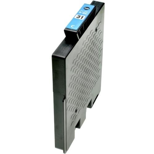 Iberjet RGC31C Cartucho de tinta cian, reemplaza a Ricoh 405689