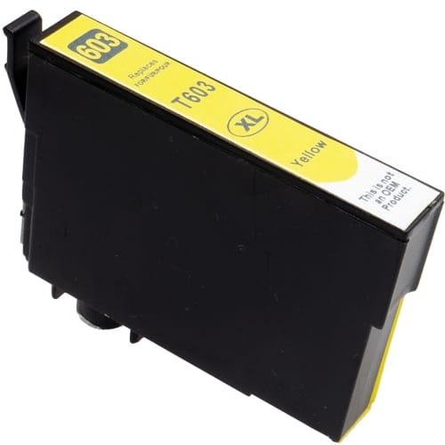 Iberjet ET603XLY Cartucho de tinta amarillo, reemplaza a Epson C13T03A44010