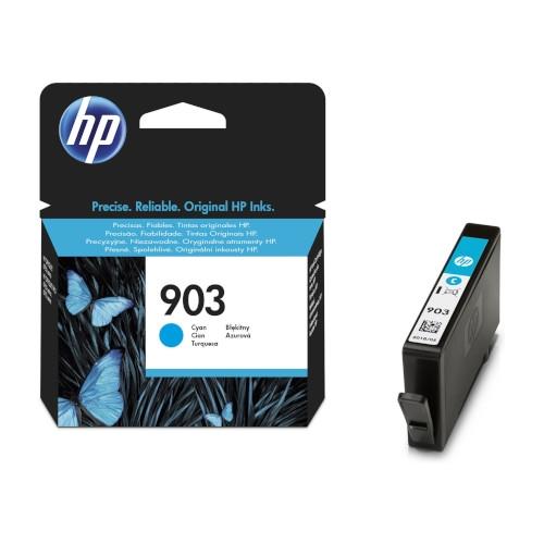 HP 903 Cartucho de tinta original cian - T6L87AE