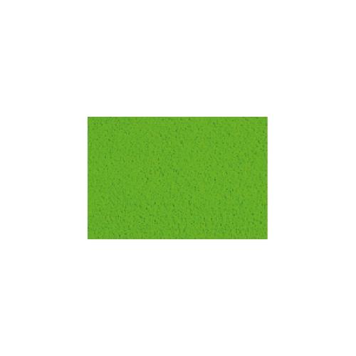 GRAFOPLAS 00036521. Pack 5 láminas de Goma Eva toalla de 40 x 60 cm. Color verde claro