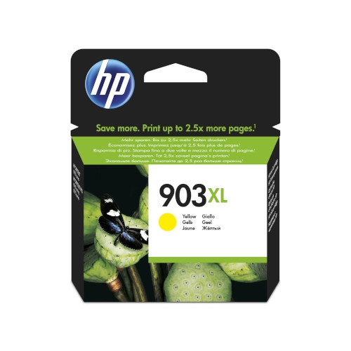 HP 903XL Cartucho de tinta original amarillo - T6M11AE