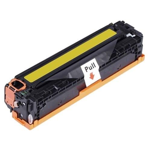 Iberjet HCF382A Cartucho de tóner amarillo, reemplaza a HP CF382A nº 312A Y