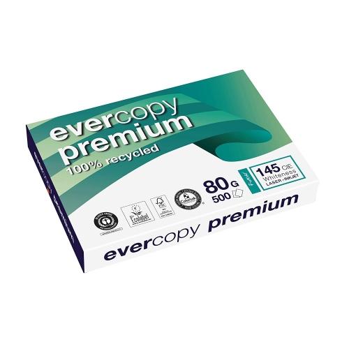 Clairefontaine 1904C. Papel reciclado Evercopy Premium 80 g. A3, 500 hojas