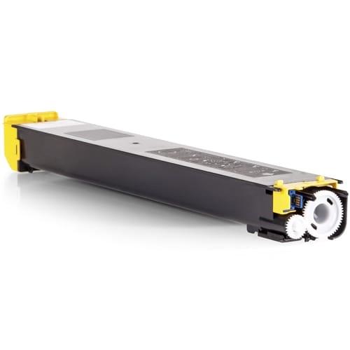 Iberjet SHM36YC Cartucho de tóner amarillo, reemplaza a SHARP MX36GTYA
