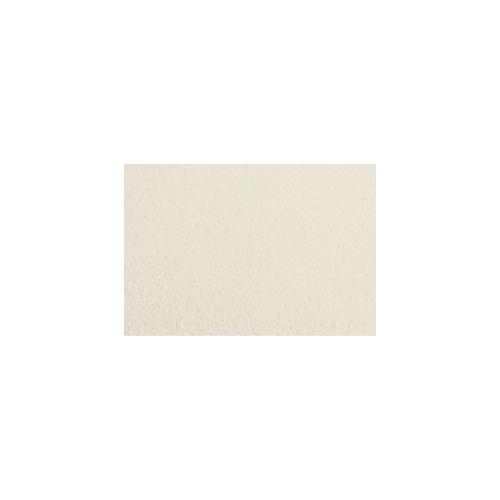GRAFOPLAS 00036570. Pack 5 láminas de Goma Eva toalla de 40 x 60 cm. Color blanco