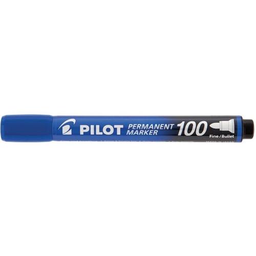 PILOT SCA 100 Marcador permanente cónico 1,0 mm. Colores