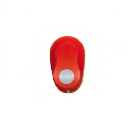 GRAFOPLAS 00065551. Perforadora para Goma EVA de 5.0 cm. Forma círculo