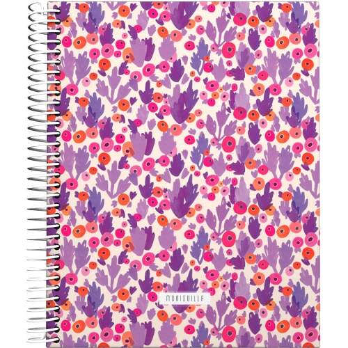 GRAFOPLAS 16511965. Cuaderno tapa dura A5 Moniquilla Cactus