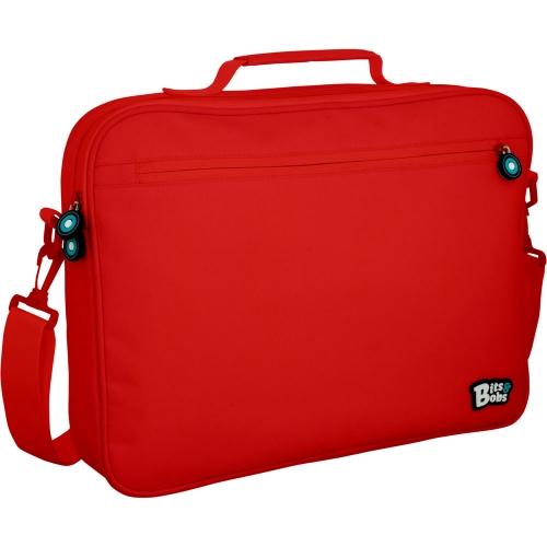 GRAFOPLAS 37545551. Bandolera Bits&Bobs color rojo