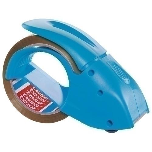 TESA 51112 Máquina de precintar tesapack PACKNGO color azul