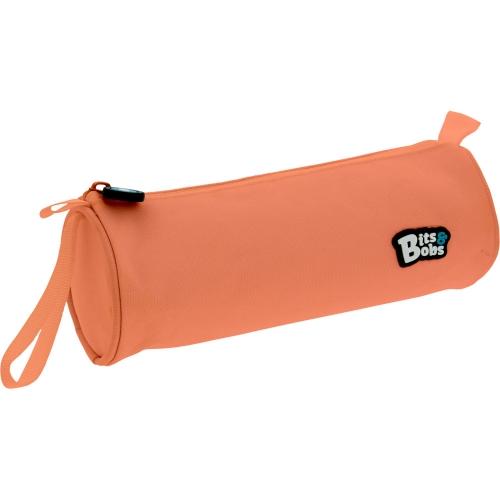 GRAFOPLAS 37543783. Estuche escolar portatodo Redondo Bits&Bobs coral
