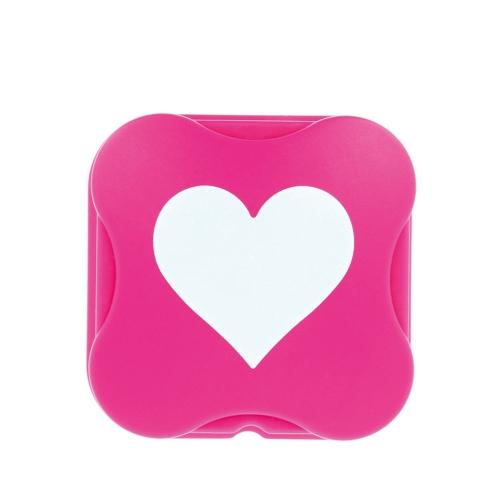 GRAFOPLAS 37110102. Troqueladora magnética 38 mm. Corazón