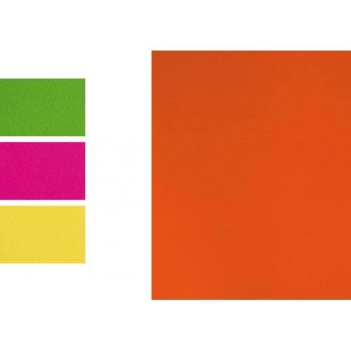 GRAFOPLAS 00037299. Pack 4 láminas de Goma Eva fluorescente de 40 x 60 cm. Color surtidos