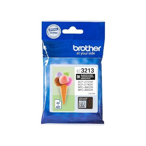 BROTHER LC3213BK Cartucho de tinta original negro XL - LC-3213BK