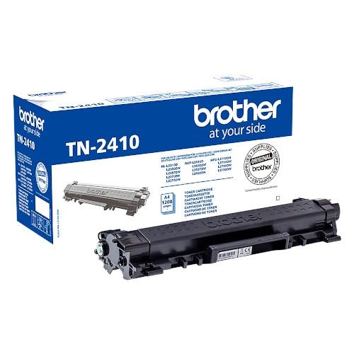 BROTHER TN2410 Cartucho de tóner original negro - TN-2410