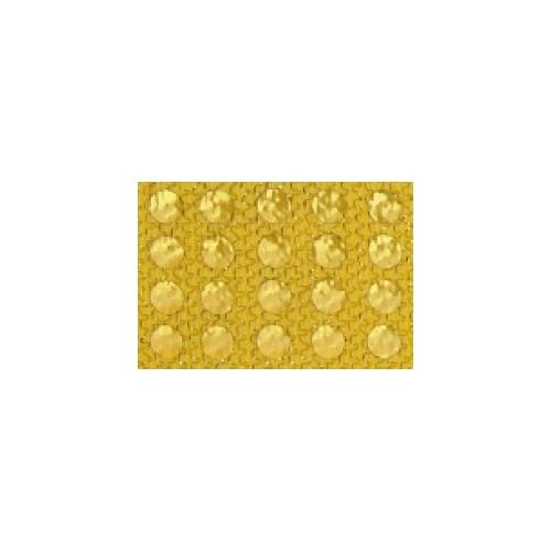 GRAFOPLAS 00037365. Pack 5 láminas de Goma Eva metal de 40 x 60 cm. Color oro