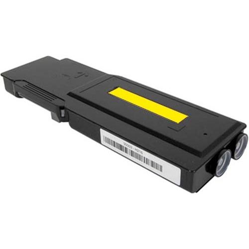 Iberjet X6600YC Cartucho de tóner amarillo, reemplaza a XEROX 106R02231