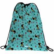 GRAFOPLAS 37610586. Mochila saco con cuerdas Mafalda Bici