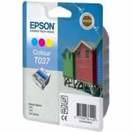 Epson T037 Cartucho de tinta original color C13T03704010