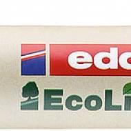 Edding 21002. EcoLine rojo. Marcador permanente con punta redonda
