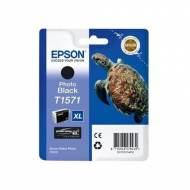 Epson T1571 Cartucho de tinta original negro C13T15714010
