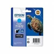 Epson T1572 Cartucho de tinta original cian C13T15724010