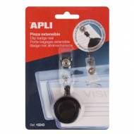 APLI 15243. Pinza extensible para identificador (115 x 71 mm)