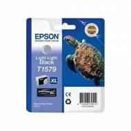 Epson T1579 Cartucho de tinta original gris claro C13T15794010