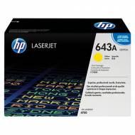 HP 643A - Toner Laser original Nº 643 A Amarillo - Q5952A