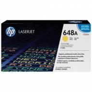 HP 648A - Toner Laser original Nº 648 A Amarillo - CE262A