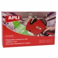 APLI 101418. Etiquetadora de precios 1 línea (8 caracteres)