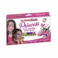 ALPINO DL000010. Set 6 unid. Maquillaje Princess