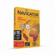 NAVIGATOR NCD1200057. Papel blanco Colour Documents A4, 250 hojas