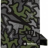 GRAFOPLAS 88141956. Pack 2 carpetas de anillas 25 mm. A4 Hans Tiessen Urban green