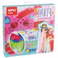 APLI 14616. Kit manualidades Party Carnaval