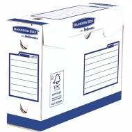 Fellowes 4472702. Pack de 20 Cajas de archivo definitivo A4+ 100 mm. extra resistente