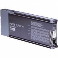 Iberjet T6138-BK Cartucho de tinta negro, reemplaza a Epson C13T613800