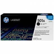 HP 501A - Toner Laser original Nº 501 A Negro - Q6470A