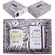 Caja regalo Taza + Libreta Mensaje -Todo se alcanza - CLM-138
