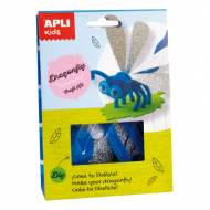 APLI 14623. Kit manualidades Craft libélula